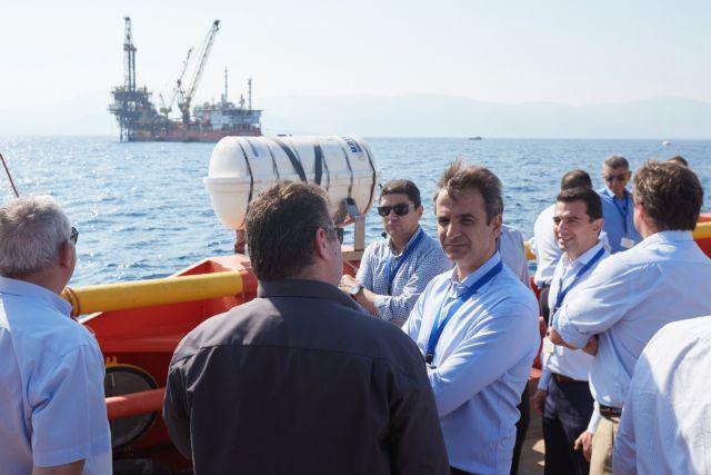 Αντίστροφη μέτρηση για τις έρευνες σε Ιόνιο, Κρήτη | tanea.gr