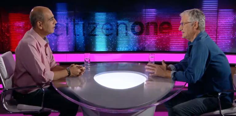 Β. Θεοδωρόπουλος στο One Channel: Ομαδική δουλειά το θέατρο, αλλά με αρχηγό   tanea.gr