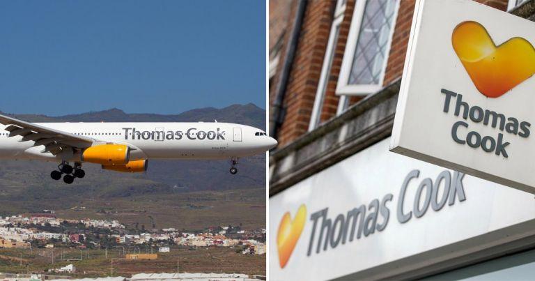 Στα πρόθυρα κατάρρευσης η Thomas Cook - Στον αέρα 22.000 εργαζόμενοι | tanea.gr