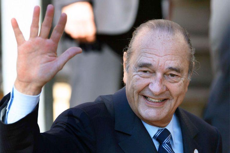 Ζακ Σιράκ : Το τέλος μιας εποχής για τη γαλλική πολιτική σκηνή | tanea.gr