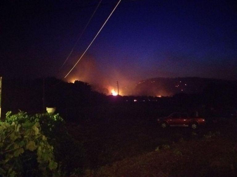 Ζάκυνθος: Ανεξέλεγκτη φωτιά, νύχτα αγωνίας | tanea.gr