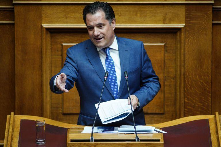 Αδ. Γεωργιάδης : Αυτή είναι ολόκληρη η δήλωση μου για τη Novartis | tanea.gr