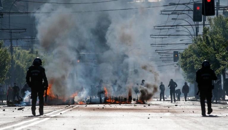 Χιλή : Συνεχίζονται οι διαδηλώσεις – Στους 18 οι νεκροί | tanea.gr