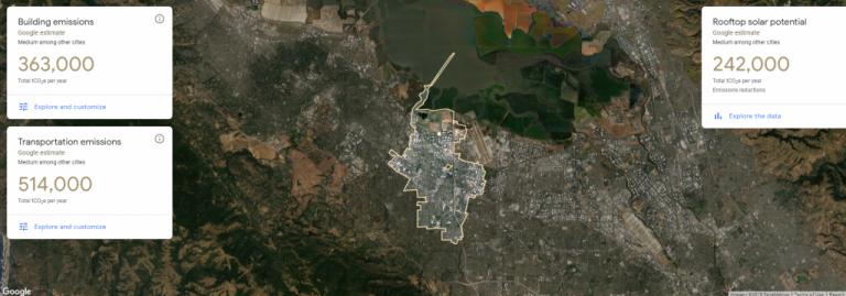 Χάρτες της Google μετρούν την ατμοσφαιρική ρύπανση | tanea.gr