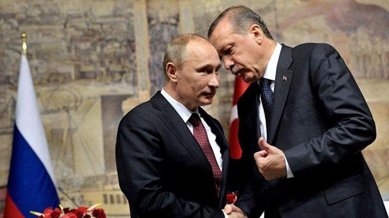 Πούτιν - Ερντογάν μοίρασαν εδάφη στη βόρεια Συρία - Νέα εκεχειρία | tanea.gr