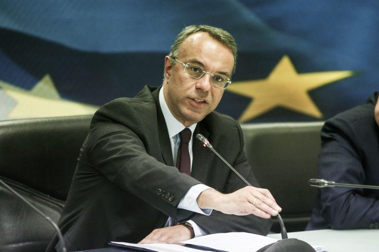 Οι τρεις στόχοι του Σταϊκούρα για το 2020 | tanea.gr