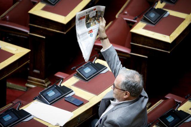 Βαριές εκφράσεις Βρούτση – Τζανακόπουλου για τις εκκρεμείς συντάξεις | tanea.gr