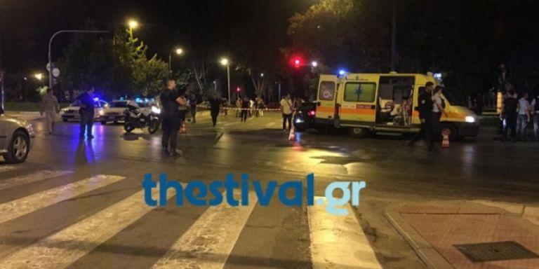 Θεσσαλονίκη : Διακηνητής έσπειρε τον τρόμο στην άσφαλτο | tanea.gr