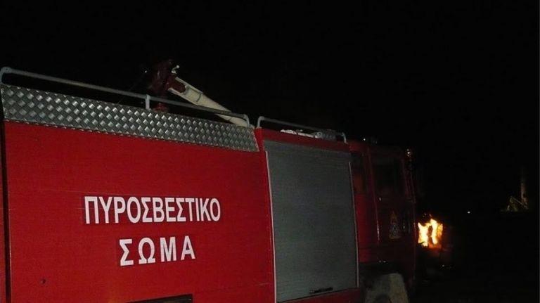 Θεσσαλονίκη: Φωτιά σε εταιρεία ανακύκλωσης μετάλλων | tanea.gr