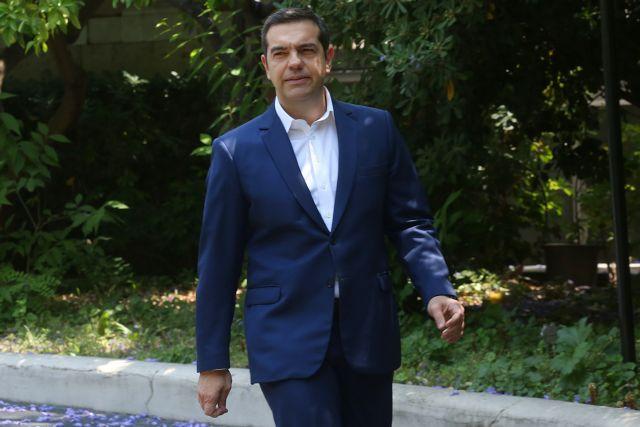 Τσίπρας : Εκκωφαντική η αφωνία της Ελλάδας στην τουρκική εισβολή στη Συρία   tanea.gr