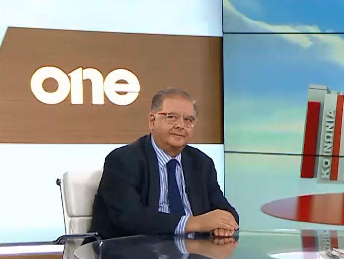 Δ. Καραϊτίδης στο One Channel : Κινδυνεύει η Συμφωνία των Πρεσπών; | tanea.gr