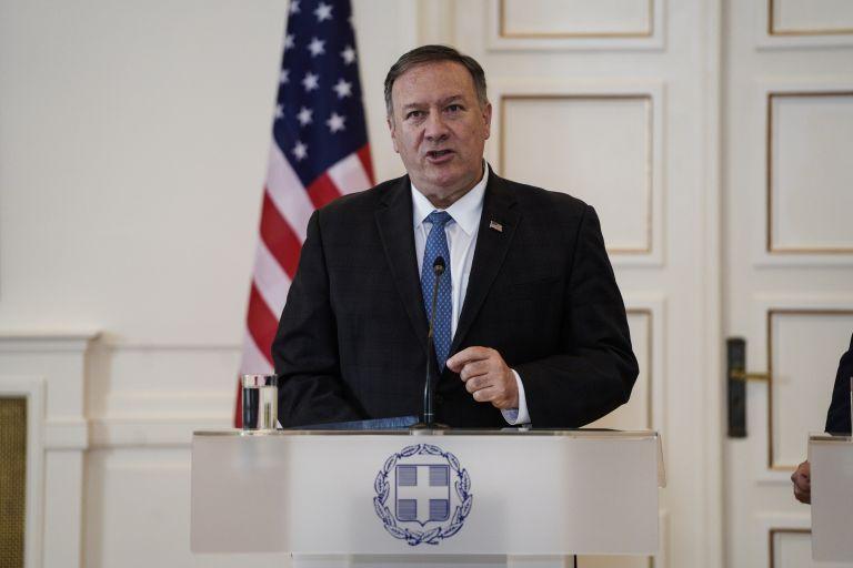Πομπέο : Δεν θα επιτρέψουμε στην Τουρκία να πραγματοποιήσει παράνομες γεωτρήσεις   tanea.gr