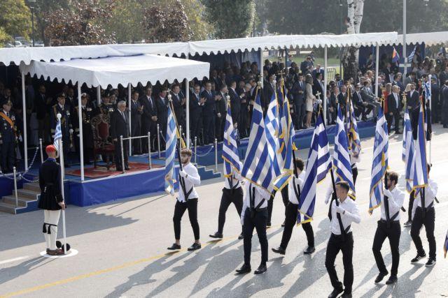 Γιάννης Βούρος : «Γελοία υποκείμενα» οι μαθήτριες που διακωμώδησαν την παρέλαση | tanea.gr