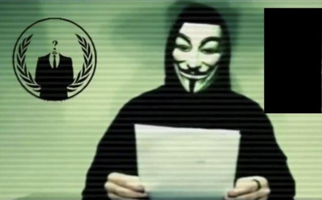 Οι Anonymous προειδοποιούν την Γκρέτα Τούνμπεργκ με νέο μήνυμα | tanea.gr