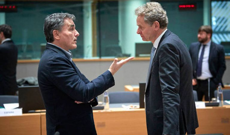 Τι καταλόγισε ο Τσακαλώτος σε Τόμσεν και ΔΝΤ | tanea.gr