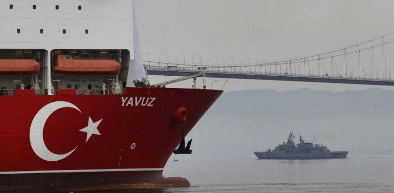 Κυπριακή ΑΟΖ: Ξεκινά νέες γεωτρήσεις το Γιαβούζ   tanea.gr