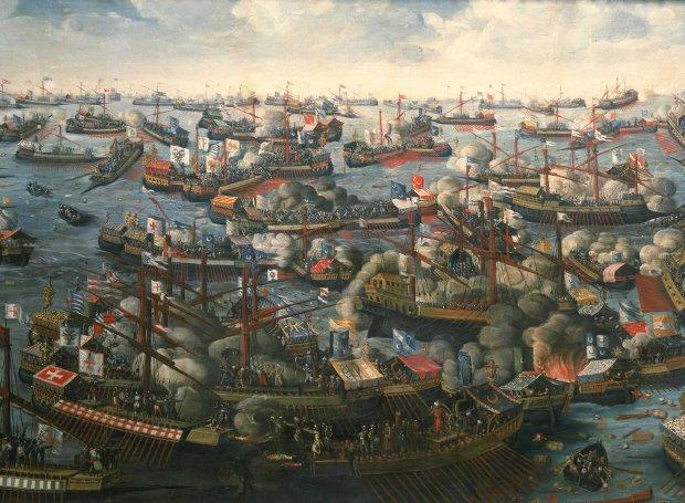Ναυμαχία της Ναυπάκτου : Η μέρα που διέλυσε τον «Οθωμανικό μύθο» | tanea.gr