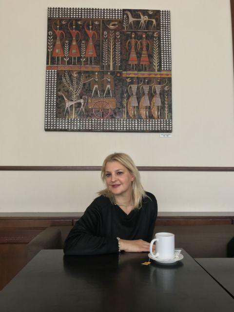 Σοφία Κοκοσαλάκη: Πώς την αποχαιρέτησε ο Δημήτρης Παπαϊωάννου | tanea.gr