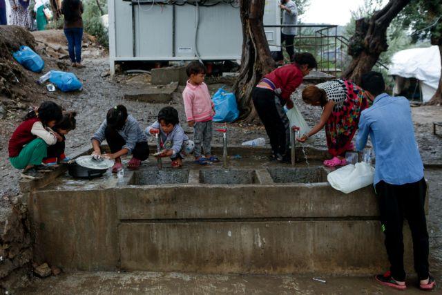 Μόρια: Ξεπέρασαν τους 15.000 οι πρόσφυγες – «Στο κόκκινο» και η Σάμος | tanea.gr