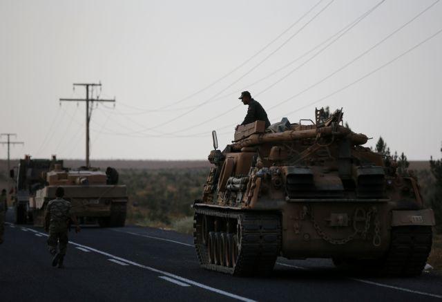 Συρία: Εγκλήματα πολέμου και χρήση χημικών όπλων   tanea.gr