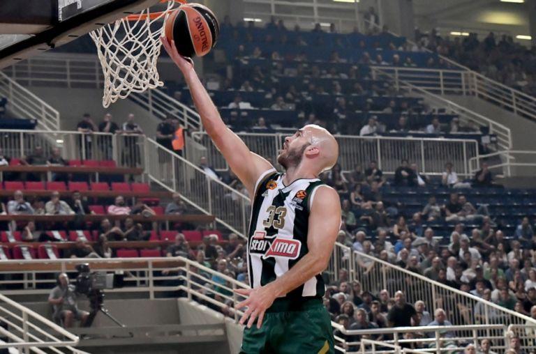 Στο TOP 10 των σκόρερ της Euroleague Τόμας και Καλάθης   tanea.gr