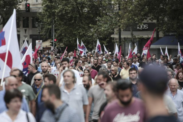 Απεργία : Ποιοι δεν εργάζονται, πώς θα κινηθούν τα μέσα μεταφοράς | tanea.gr