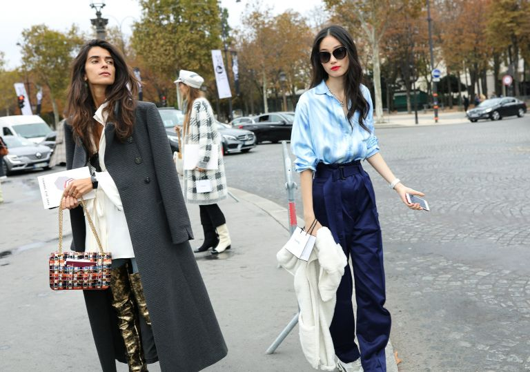Οι καλύτερες street style εμφανίσεις από την Εβδομάδα Μόδας στο Παρίσι | tanea.gr