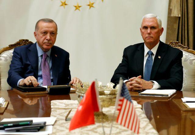 Το παρασκήνιο της συμφωνίας ΗΠΑ - Τουρκίας για τη Συρία | tanea.gr