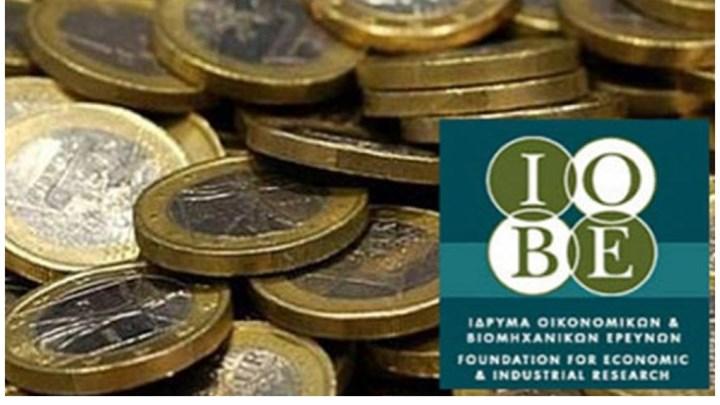 ΙΟΒΕ : Ανάπτυξη έως 1,8% φέτος - Θετικές προοπτικές για του χρόνου | tanea.gr
