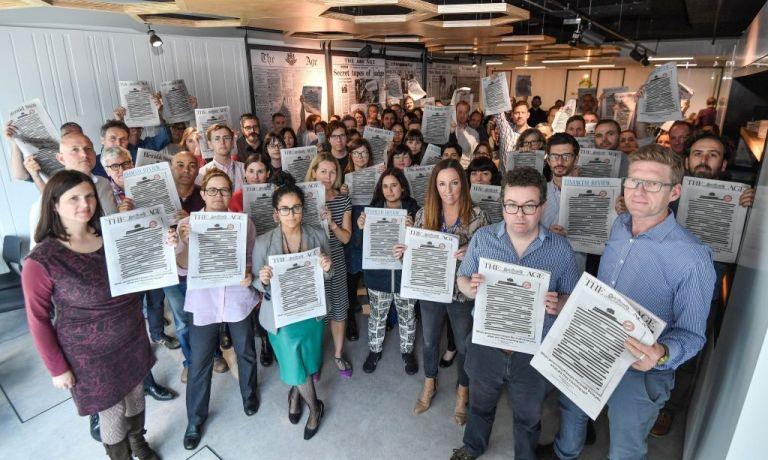 Αυστραλία : Με μαύρα πρωτοσέλιδα κυκλοφόρησαν οι εφημερίδες | tanea.gr