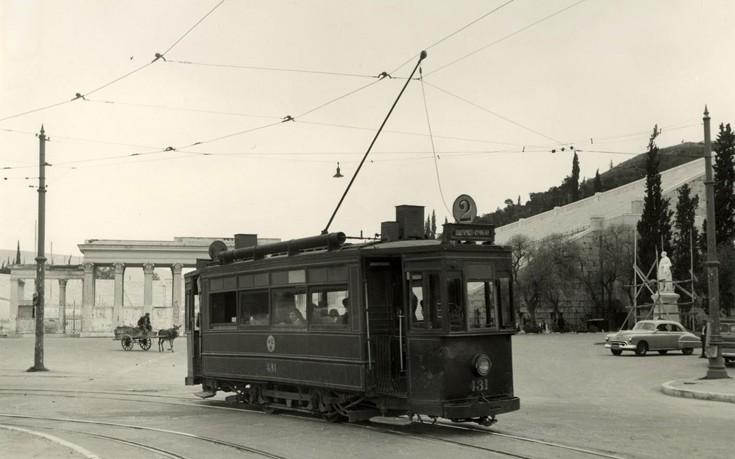 Τα ηλεκτρικά τραμ έκαναν την εμφάνισή τους στην Αθήνα το 1908 | tanea.gr