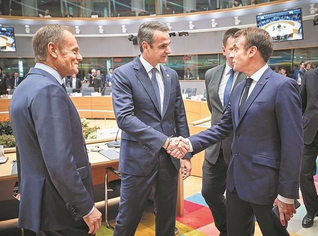 «Η Ελλάδα και η Ευρώπη δεν μπορεί να εκβιάζονται από την Τουρκία» | tanea.gr