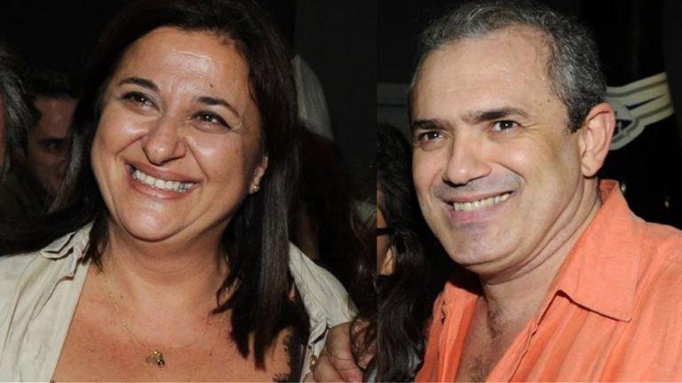 Κωνσταντινίδου - Χάνος: Τι είπαν για την σχέση και τον χωρισμό τους | tanea.gr