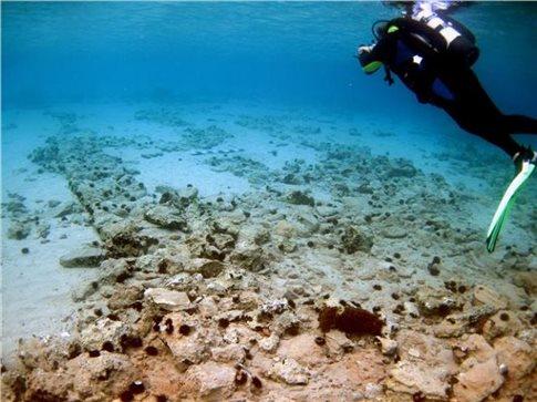 Λακωνία : Βίντεο από την αρχαιότερη βυθισμένη πόλη του κόσμου | tanea.gr