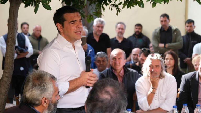 Ο ΣΥΡΙΖΑ και η συναίνεση: Ποιος τσιμπάει; | tanea.gr