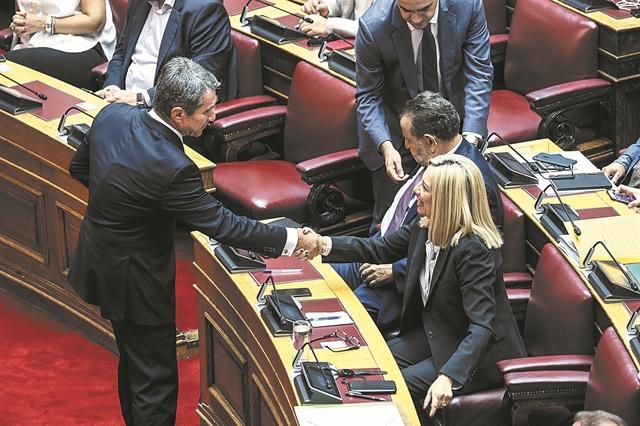 Σε πολύμηνη προεκλογική τροχιά το Κίνημα Αλλαγής | tanea.gr
