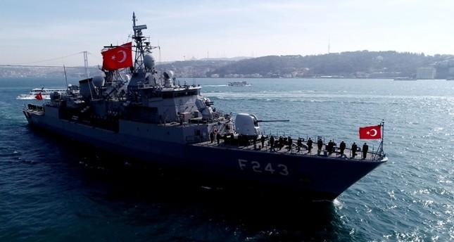 Νέα προκλητική NAVTEX από την Τουρκία «απάντηση» στις γαλλοκυπριακές ασκήσεις | tanea.gr