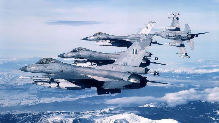 Αιγαίο : Τουρκικά F-16 ενεπλάκησαν με Ελληνικά στο Αιγαίο | tanea.gr