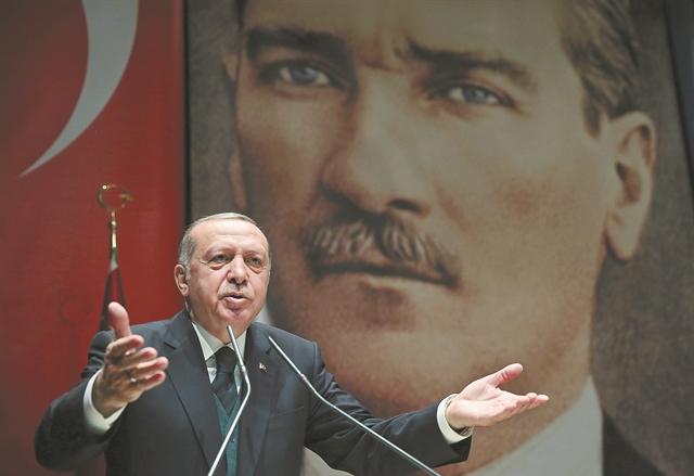 Επίθεση Ερντογάν κατά ΕΕ με επίκληση στην... αποικιοκρατία | tanea.gr