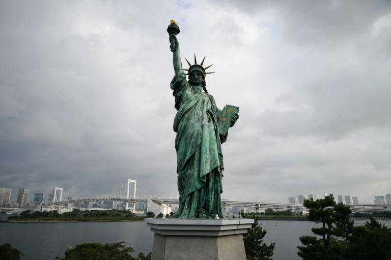 Άγαλμα Ελευθερίας : Τι συμβολίζει για τους πρόσφυγες όλου του κόσμου | tanea.gr