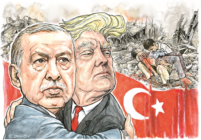 Η «χημεία» Τραμπ – Ερντογάν ανησυχεί την Αθήνα | tanea.gr