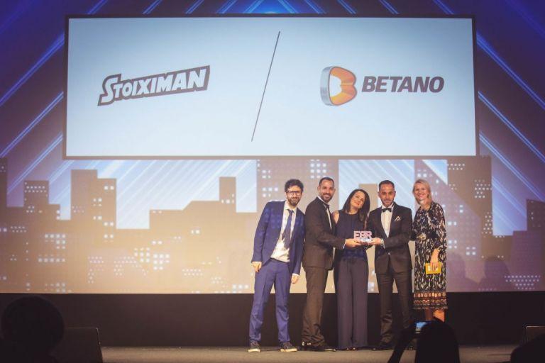 «Χρυσό» για τον Όμιλο Stoiximan/Betano στα EGR Operator Awards 2019 | tanea.gr