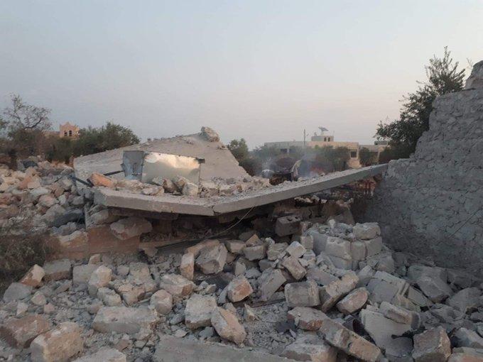 Ηγέτης του ISIS : Οι πρώτες εικόνες από το σημείο που σκοτώθηκε | tanea.gr