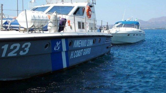 Κως : Αγοράκι 3 ετών νεκρό από τη σύγκρουση σκάφους του ΛΣ με λέμβο προσφύγων   tanea.gr