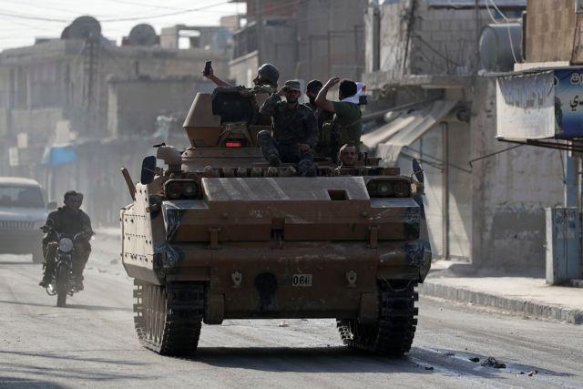Συρία : Στρατός του Άσαντ πλησιάζει στα σύνορα με την Τουρκία - Φόβοι για γενικευμένη σύρραξη | tanea.gr