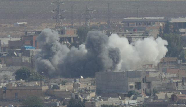 Η Τουρκία θα συνεχίσει την επιχείρηση στη Συρία | tanea.gr