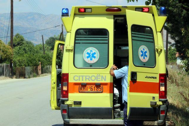 Ανατροπή φορτηγού που μετέφερε 13 πρόσφυγες | tanea.gr
