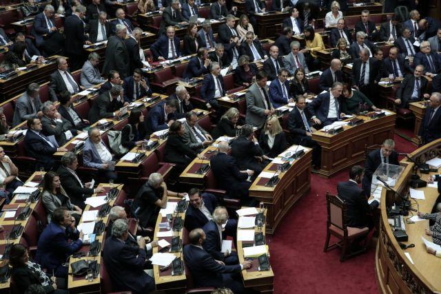 Προκαταρκτική για Παπαγγελόπουλο : Θέση για δικογραφίες – μάρτυρες παίρνουν τα κόμματα | tanea.gr