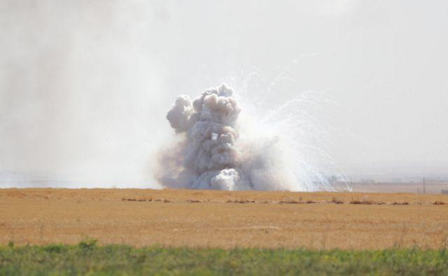 Ξεκίνησαν επιχειρήσεις κατά του ISIS οι Κούρδοι αντάρτες | tanea.gr