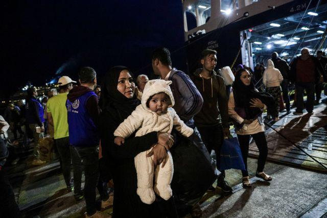 Σάμος : Στην ηπειρωτική Ελλάδα μεταφέρουν άλλους 700 αιτούντες άσυλο   tanea.gr